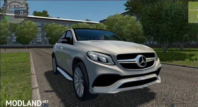 Mercedes-Benz GLE 63 AMG 2017 [1.5.9]